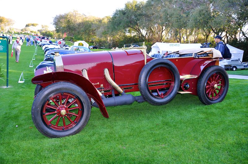 1911 Mercedes-Benz 37-90