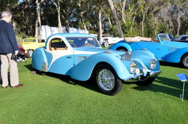 1937 Bugatti Type 57SC - Ray Scherr