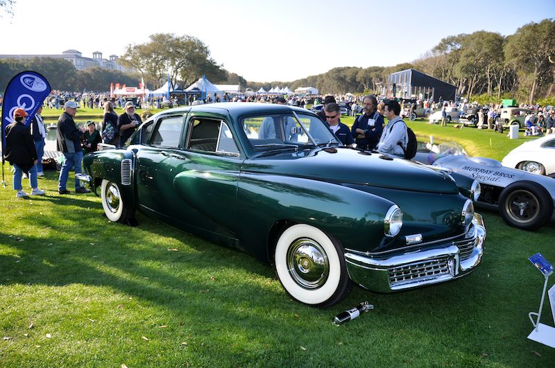 1948 Tucker 48 Sedan - Keith Carpenter
