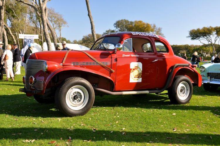 1939 Chevrolet Juan Fangio - Bruce McCaw