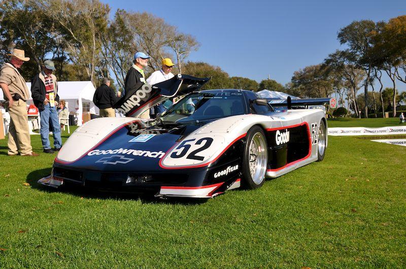 1985/86 Chevrolet Corvette GTP - General Motors