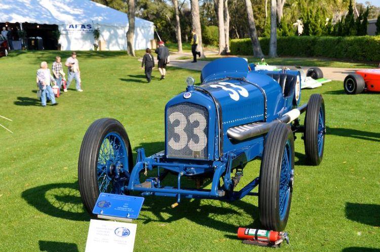 1919 Ballot Indy Race Car - Miles Collier