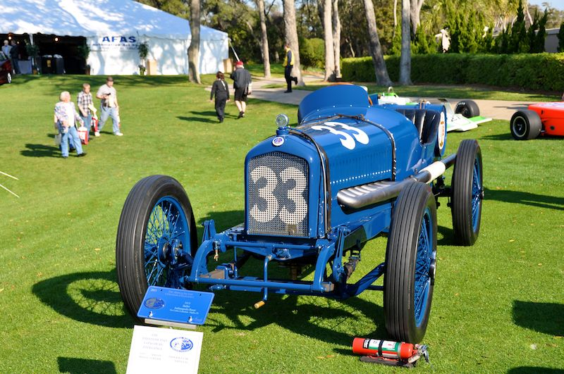 1919 Ballot Indy Race Car - Miles Collier