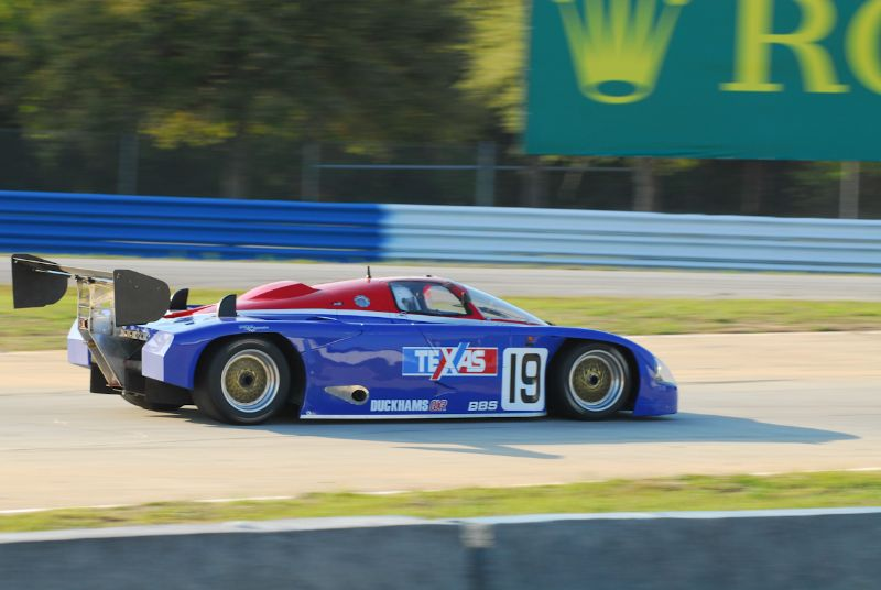 Argo JM19C- David Baughman and co driver Bruce Domeck.