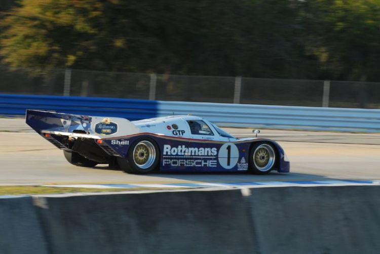 Porsche 962 of Johan Woerheide.