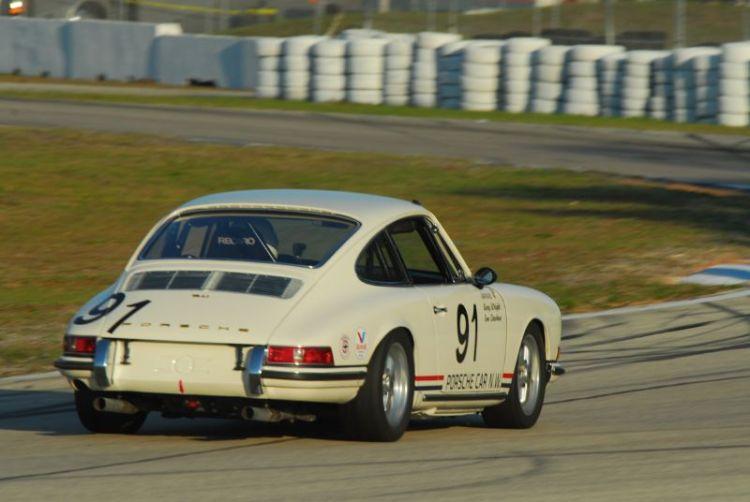 Rob Watson, 1967 Porsche 911S.