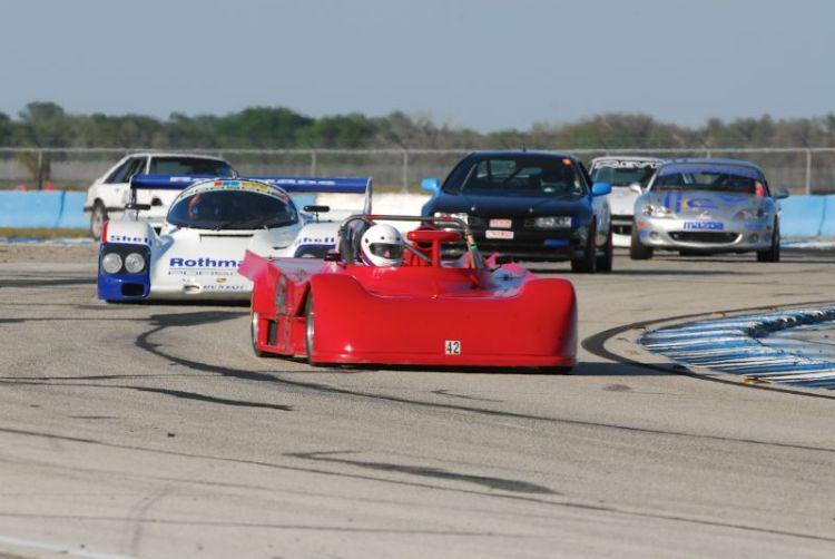 1984 Tiga S2000, Bob Phillips.