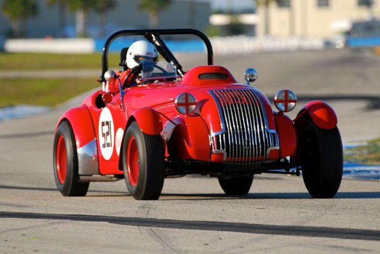 1948 Allard K1- Peter McManus.