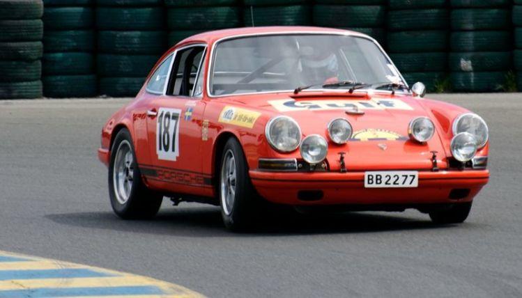 Porsche 911T/R