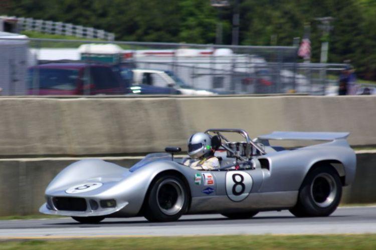 Farrell Preston. 66 McLaren M1B