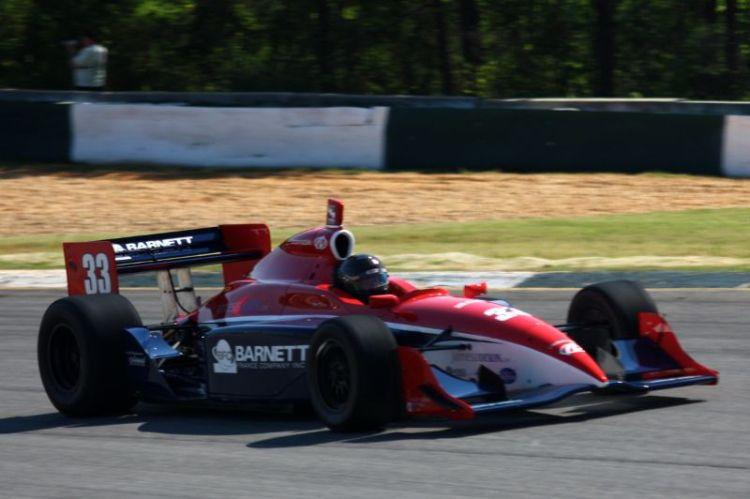 Jim Dixon, 02 Dallara Indy Car