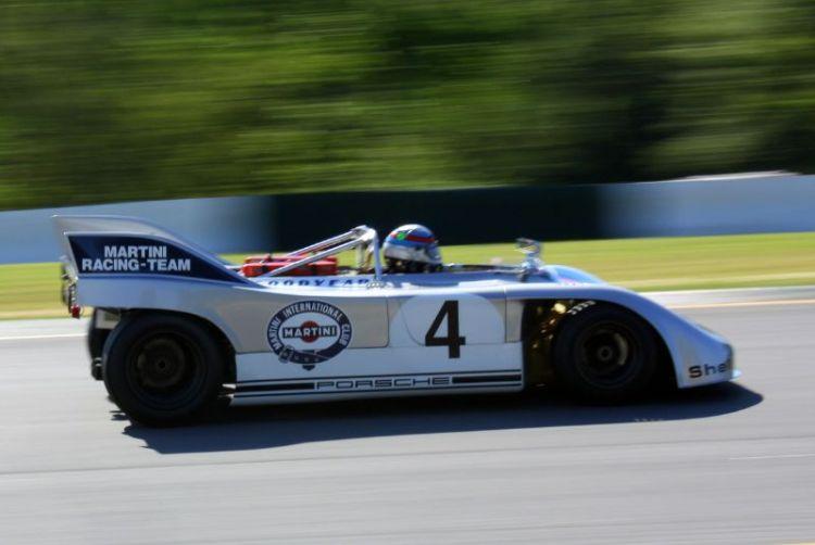 Phil Daigrepont, 71 Porsche 908/03
