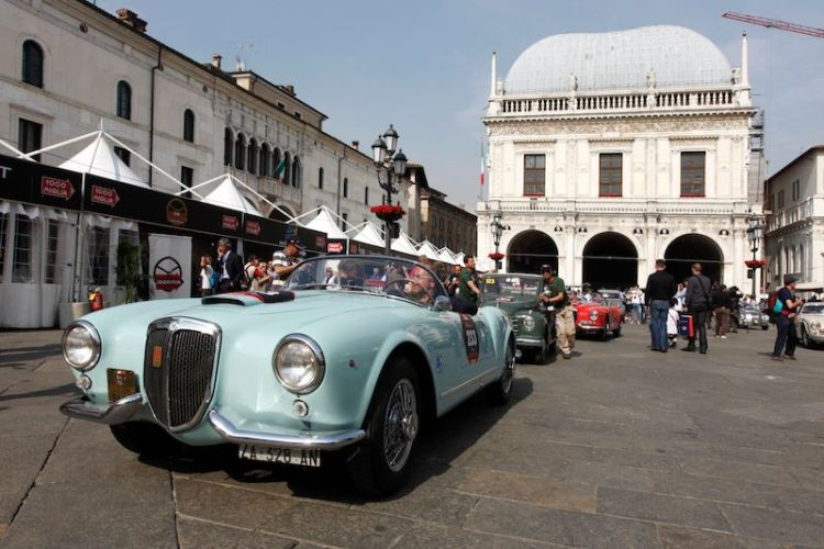 1955 Lancia Aurelia B24 S
