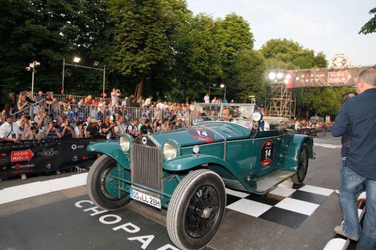 1928 Lancia Lambda Casaro