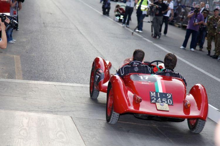 1933 Fiat 508 Siata