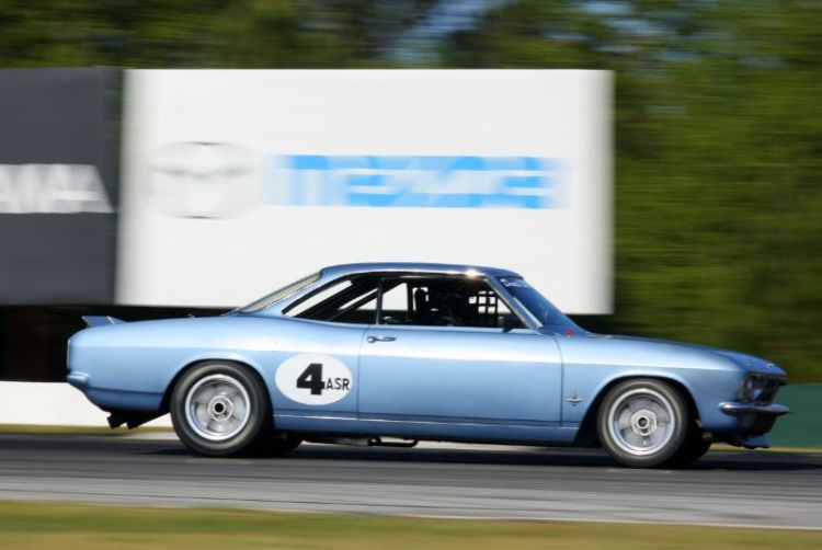 Mike Levine, 65 Corvair V8