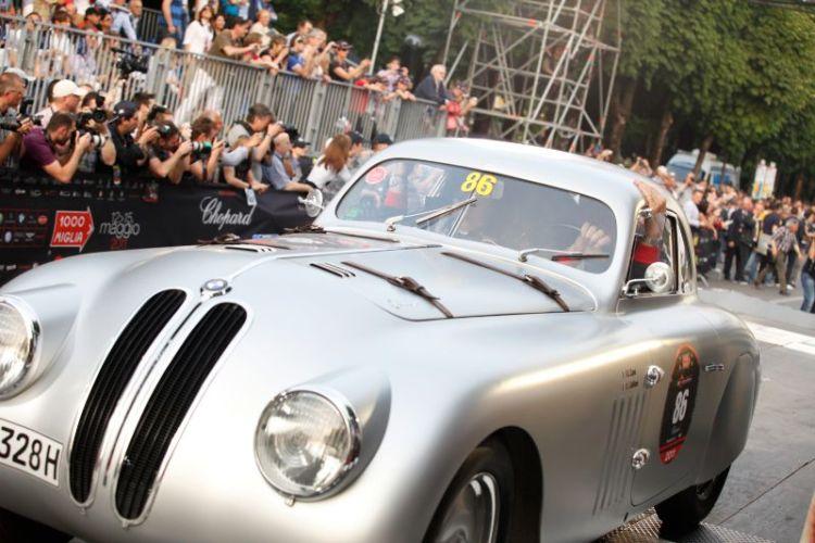 1939 BMW 328 Mille Miglia Coupe