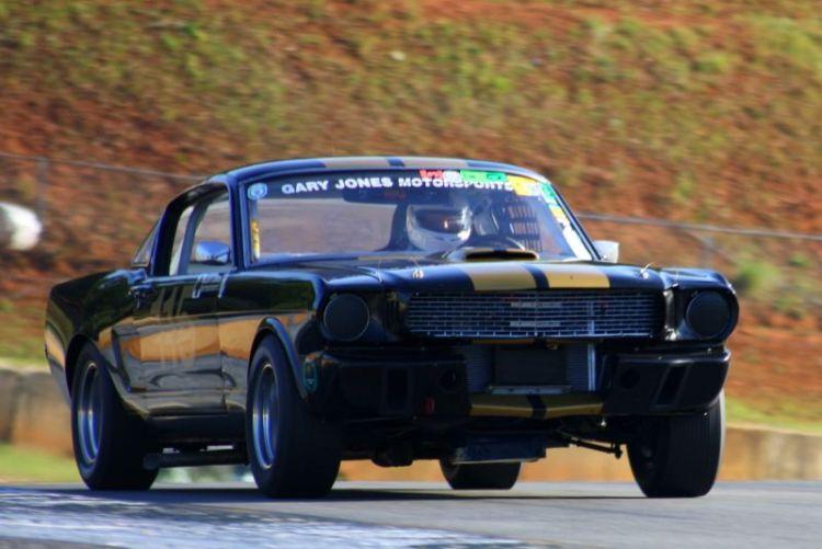 Jerry Loftin, 65 Mustang
