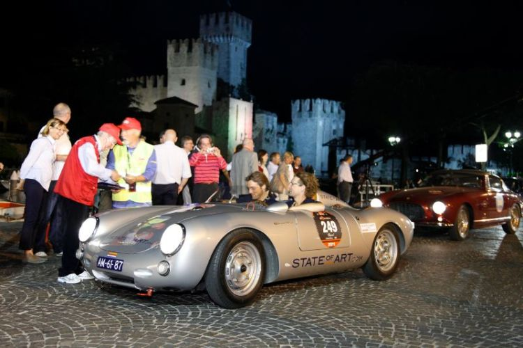 1955 Porsche 550-1500 RS