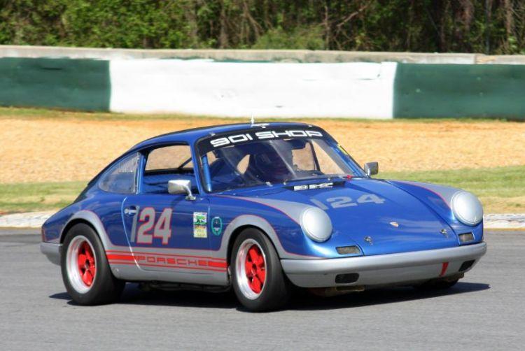 Ronnie Randall. 65 Porsche 911