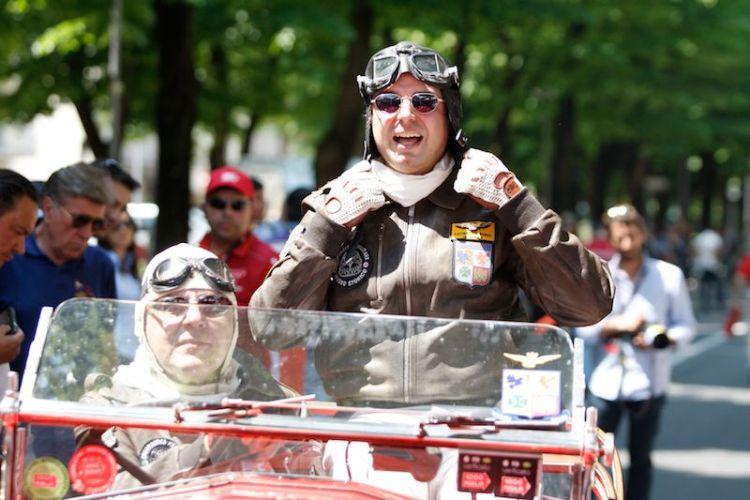 Mille Miglia 2011
