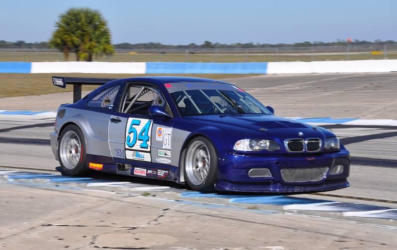 Legends of Motorsports Sebring 2010