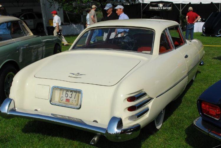 1954 Hudson Italia. Wayne Carini.