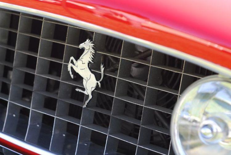 1958 Ferrari 250 Tour de France. Mark J. Davies.