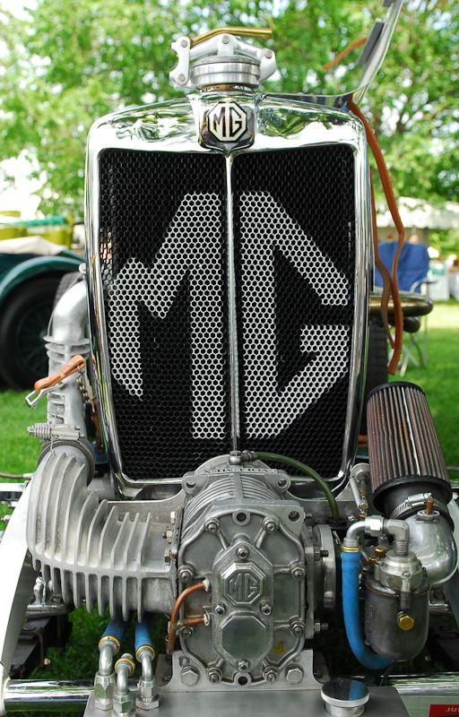 1935 MG PA. Lee Duran.