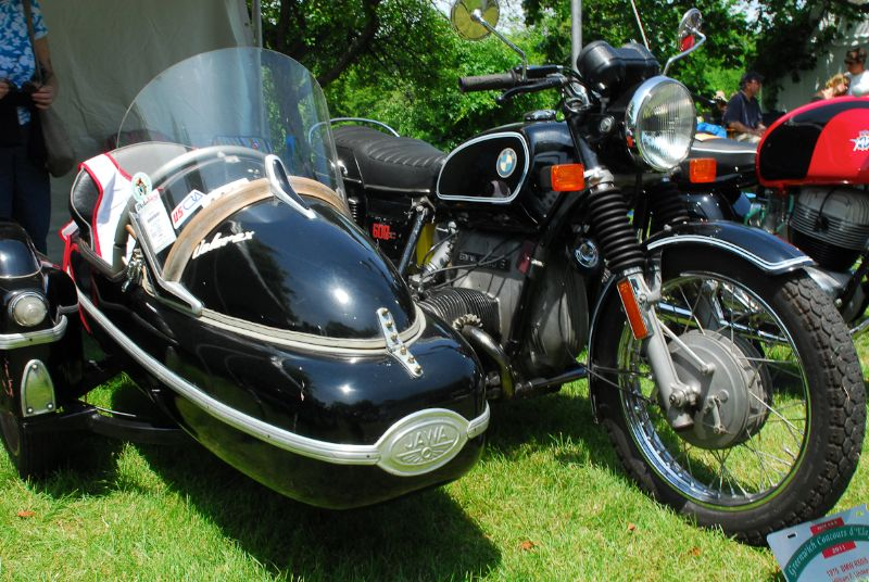 1975 BMW R60/6. William F. Lindsey.