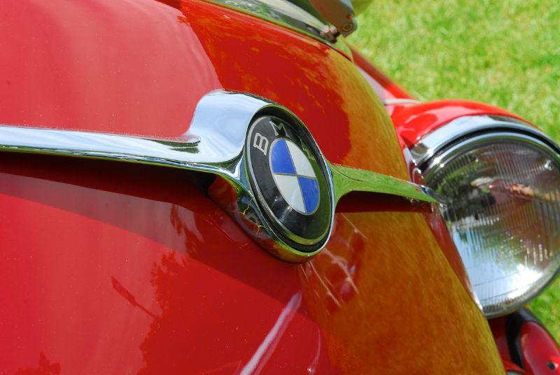1959 BMW 600 Isetta. Joshua Brewer.