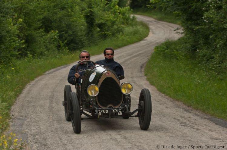 1923 Bugatti T13 BC072