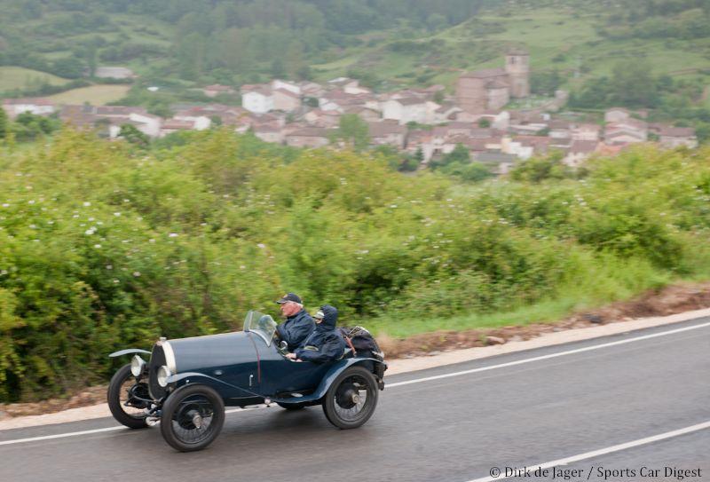 1925 Bugatti T13 R sn BC 154