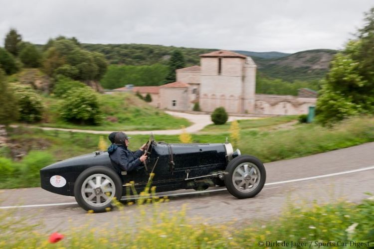 1928 Bugatti T35B sn 4924R