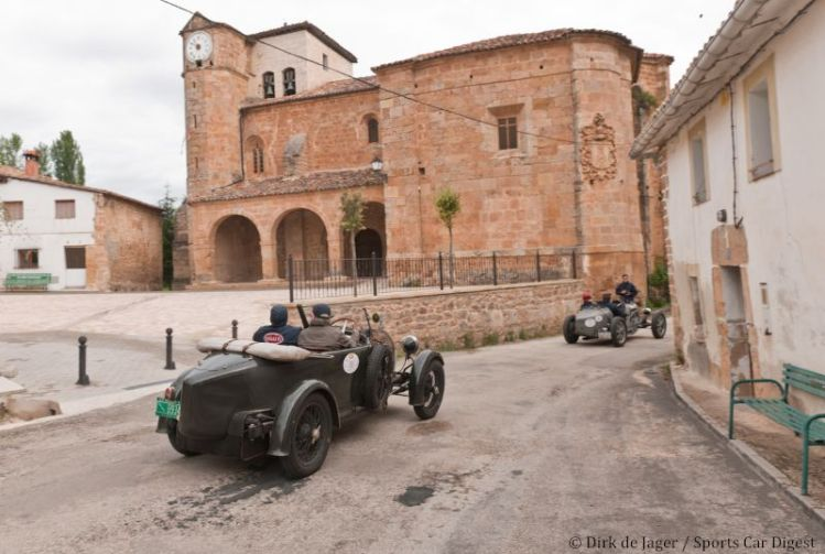 1928 Bugatti T40GS sn 40793