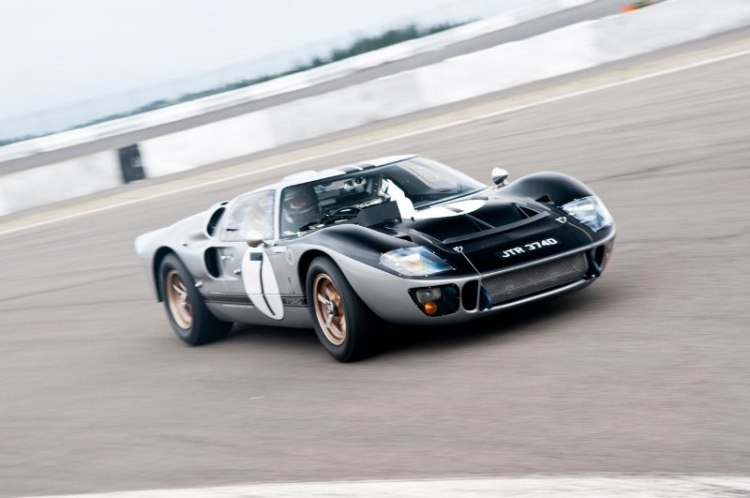 Ford GT40 Mk II, chassis XGT-2