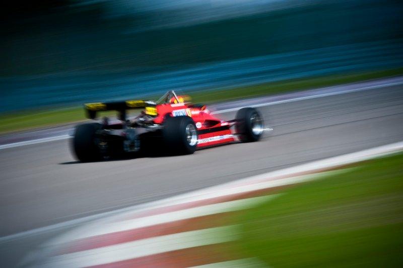 Ferrari 126C2, ex-Gilles Villeneuve