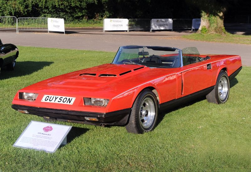 1972 Guyson E12
