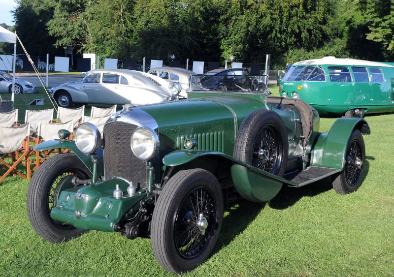 1931 Bentley 4.5-litre Supercharged Roadster