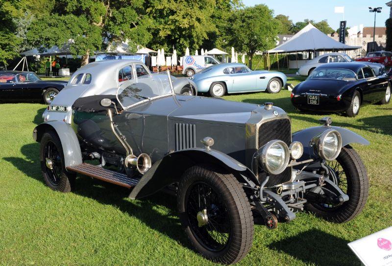 1924 Vauxhall 30/98