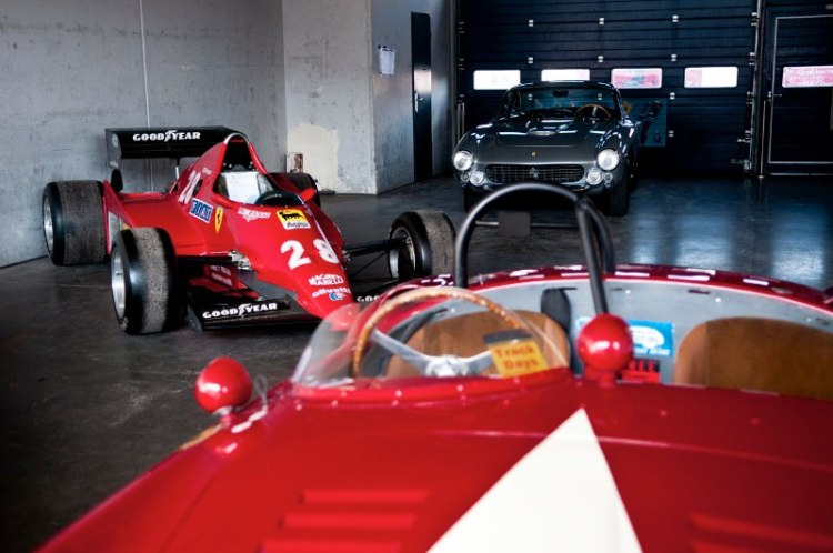 Ferrari 126C3 Formula One
