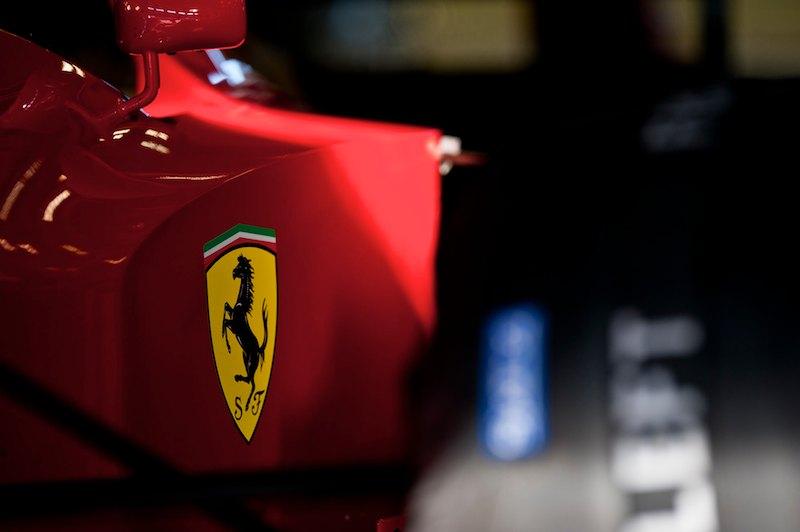 Ferrari F1 Detail