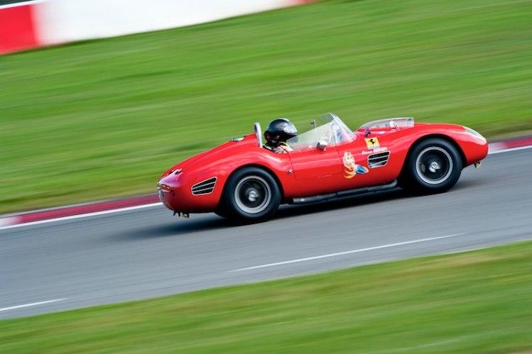 Ferrari 196 S Dino Fantuzzi Spyder