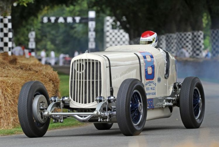 1931 Duesenberg Cummins Diesel Indy Racer