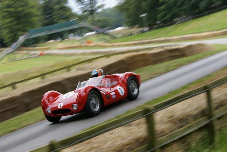 Maserati Type 61 Birdcage