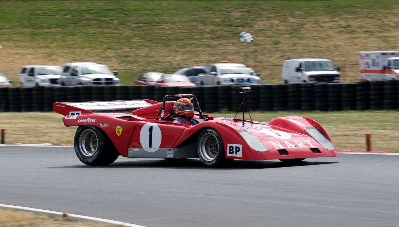 1972 Ferrari Sparling Special of John Goodman