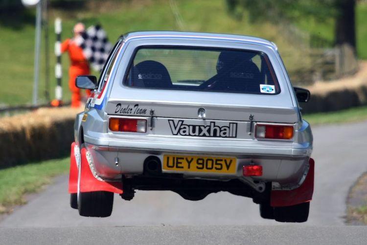 Vauxhall takes flight