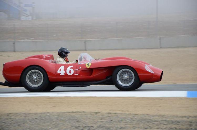 Cris Cox - 1958 Ferrari 250 Testa Rossa.