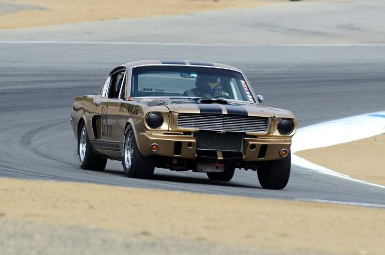 #18 Jim Reed's 1966 Shelby GT350.