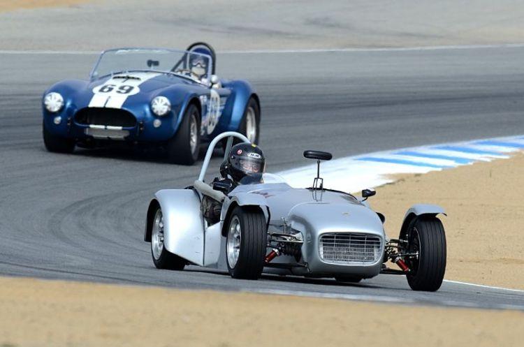 Herb Wetanson's Lotus S7.